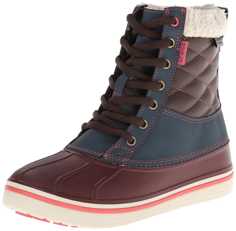 Crocs AllCast Waterproof Duck Boot W Negro C93gu5f