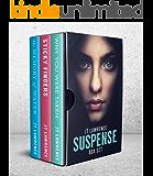 JT Lawrence Suspense Box Set: 3-Book Box Set