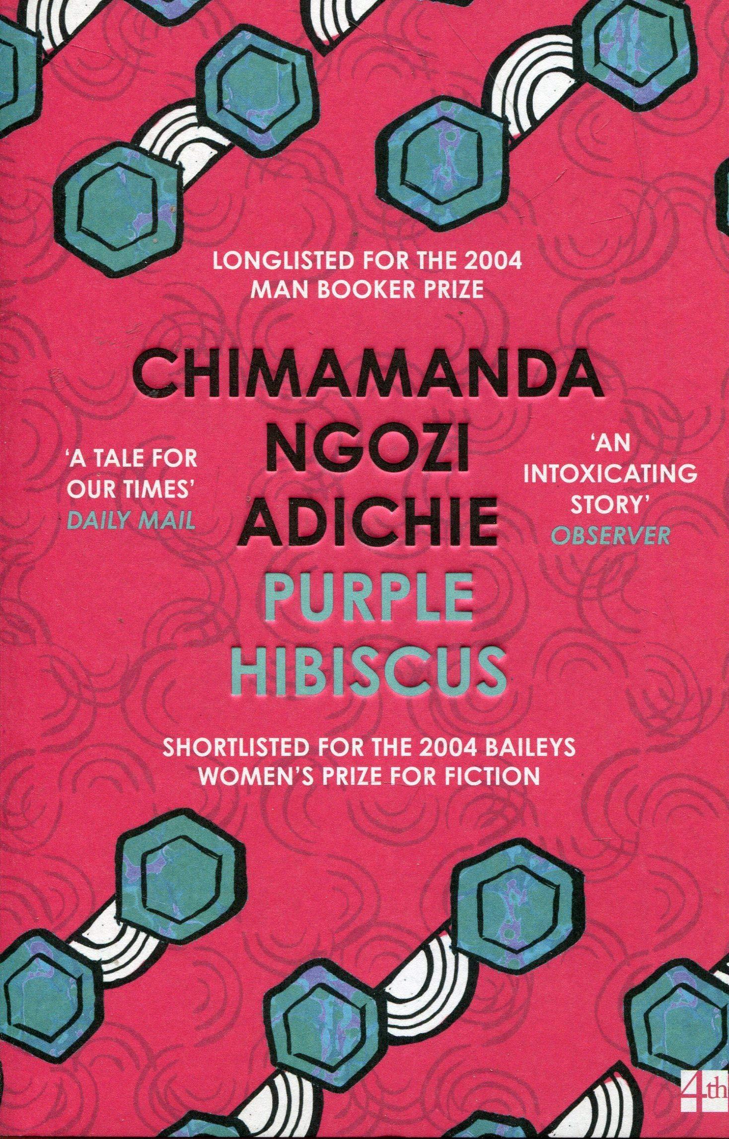 Purple Hibiscus Ps Amazoncouk Chimamanda Ngozi Adichie