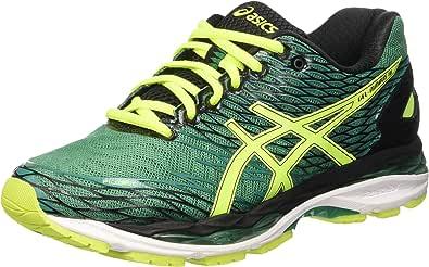 Asics Gel Nimbus 18 - Zapatillas de Running, Unisex, Verde (Pine ...