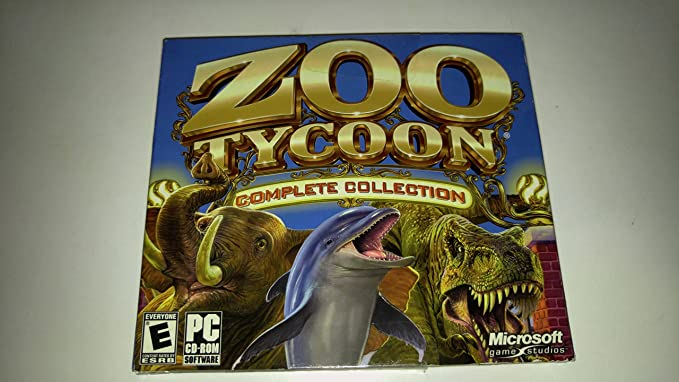 Zoo Tycoon Complete Collection: Amazon.es: Videojuegos
