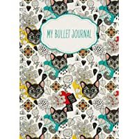 Woohoodesign 25674-46645 Bullet Journal (noktalı-dot) Defter Cat 01
