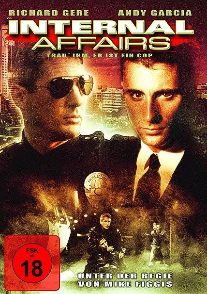 Internal Affairs [Alemania] [DVD]: Amazon.es: Richard Gere ...