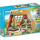 Playmobil - Cabaña de campamento (6887)
