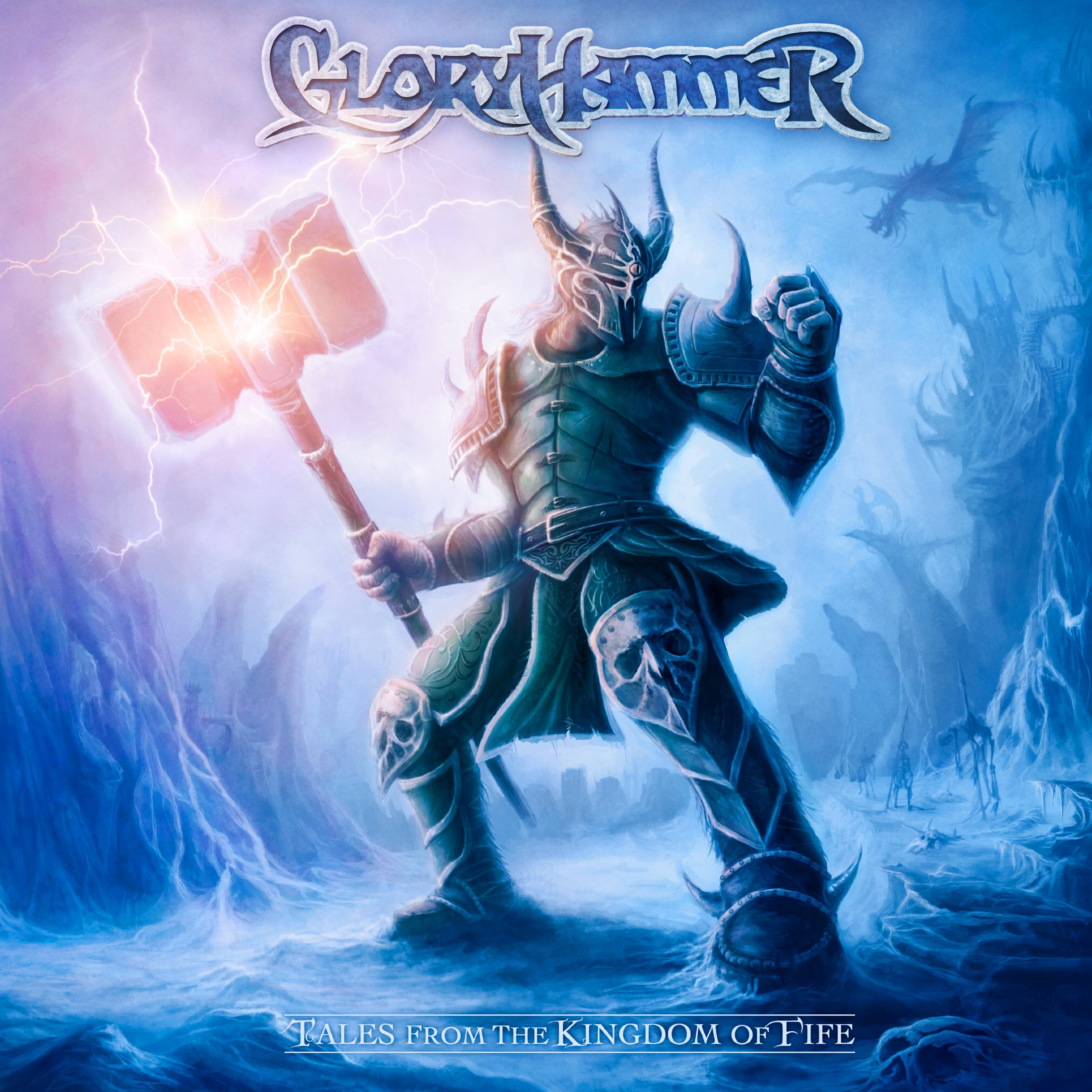 CD : Gloryhammer - Tales from the Kingdom of Fife (CD) {OU}