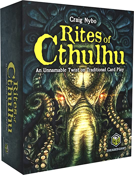 Top 9 Hp Lovecraft Card Game
