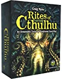 Quirky Engine Entertainment Rites of Cthulhu The Game - Fantasy Card Game Based On H.P. Lovecraft Stories - Featuring…