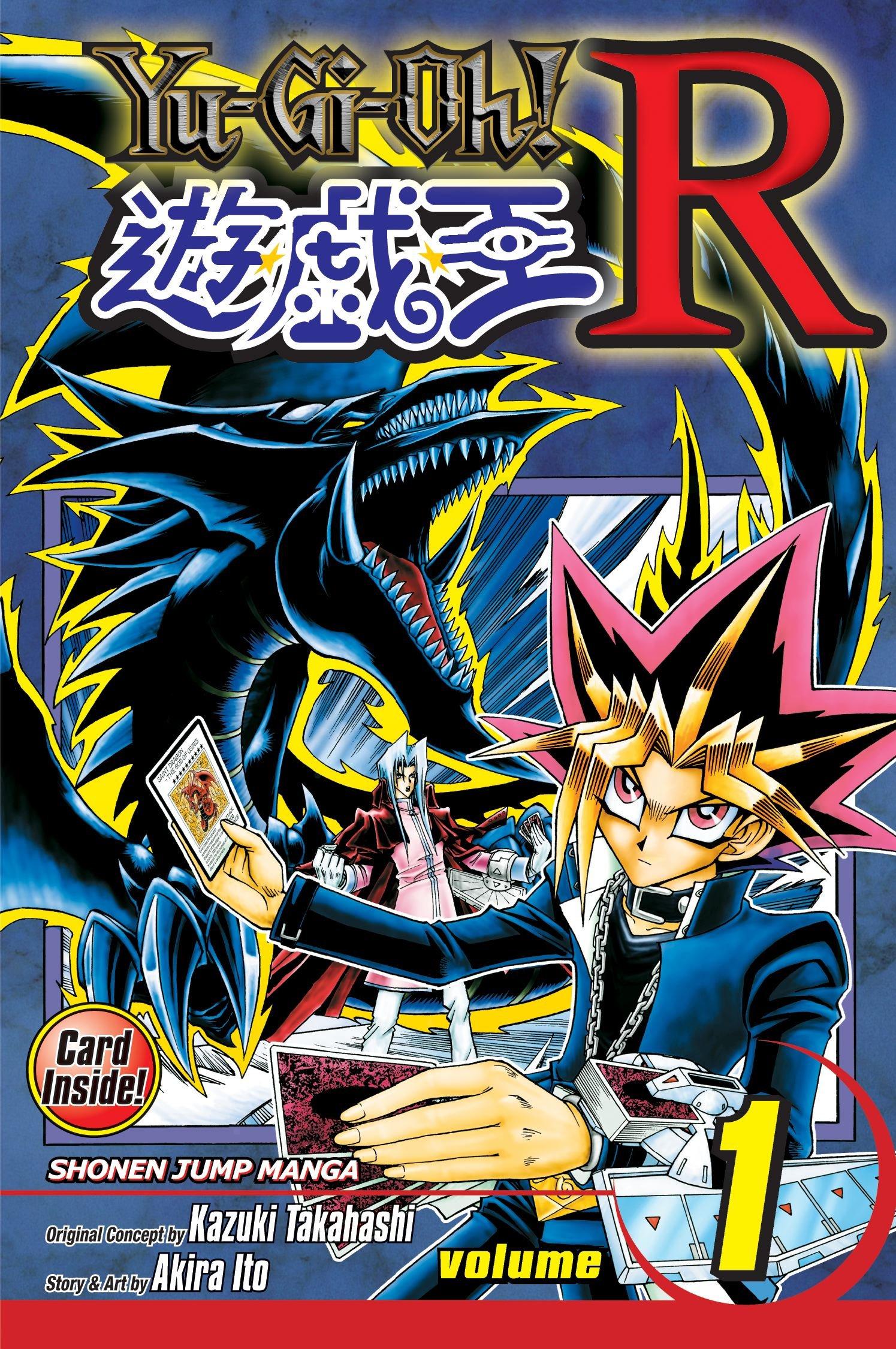 Yu-Gi-Oh! R, Vol. 1 pdf