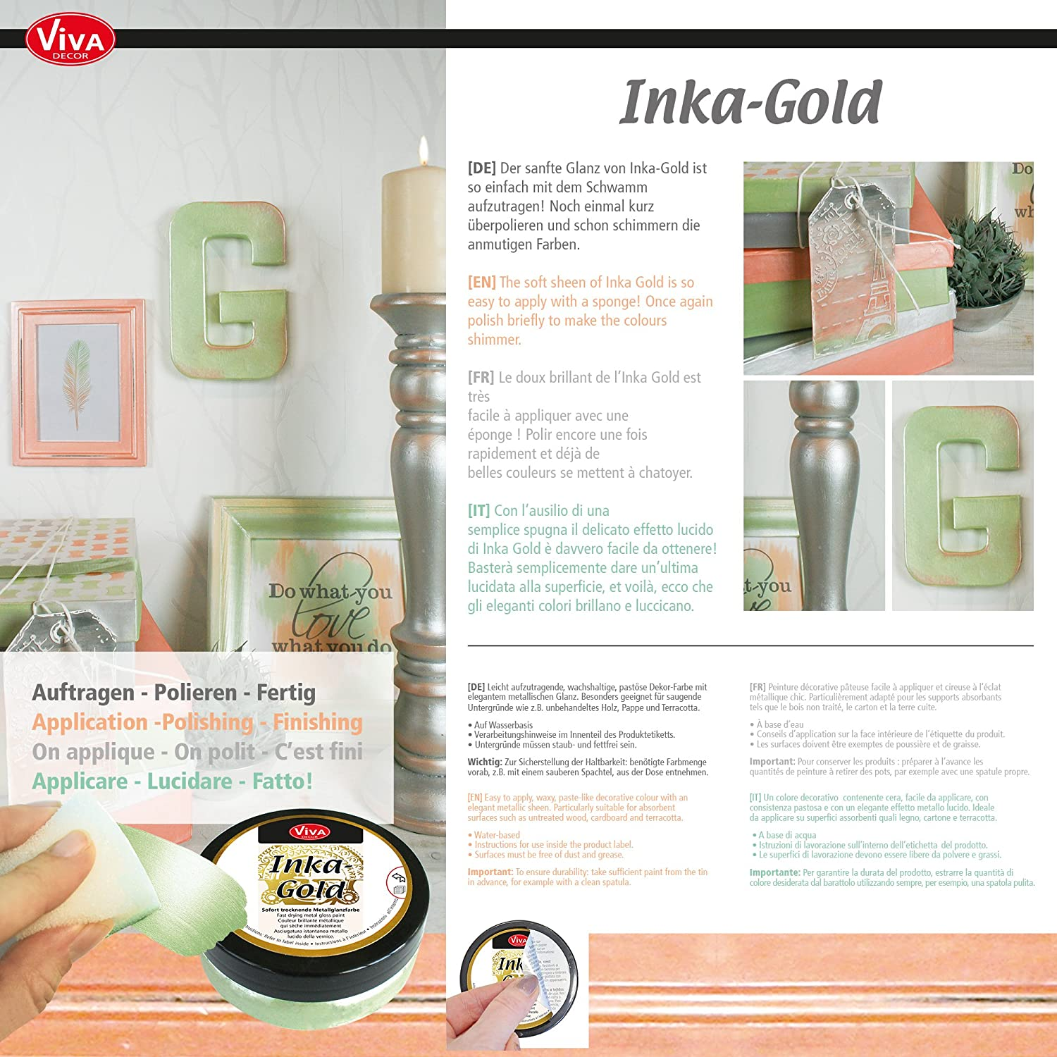 Inka Gold Farbe viva decor qrtz inka gold amazon co uk kitchen home