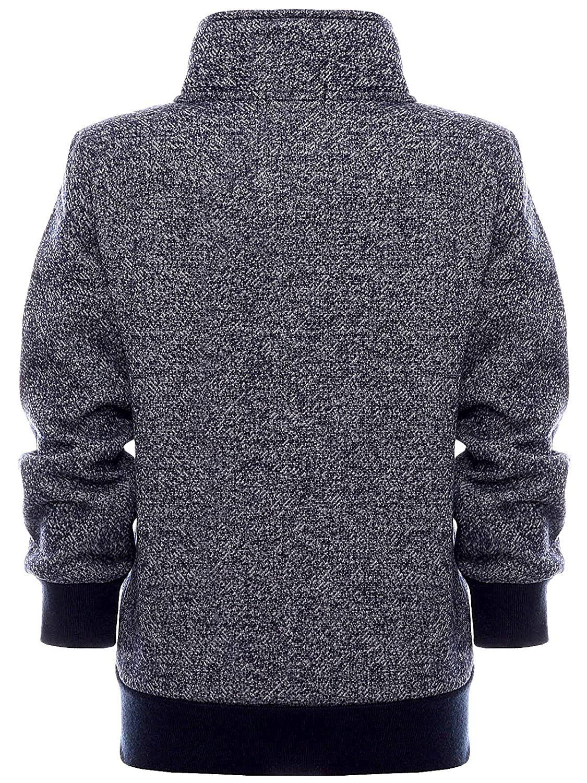 BEZLIT Jungen Stehkragen Pullover Sweatshirt 22846