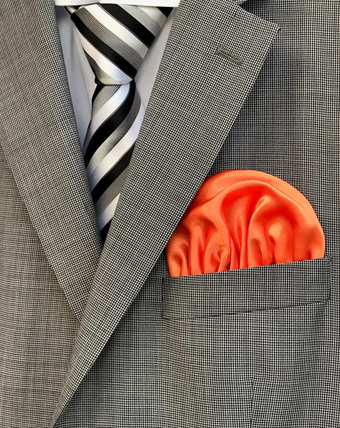 Pocket Squares Miami PreFolded Puff Collection