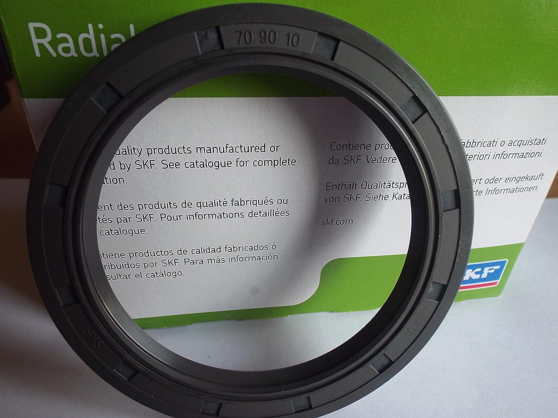 70 x 90 x 10 mm SKF reté n de aceite R23/TC doble labio Lancashire Seals
