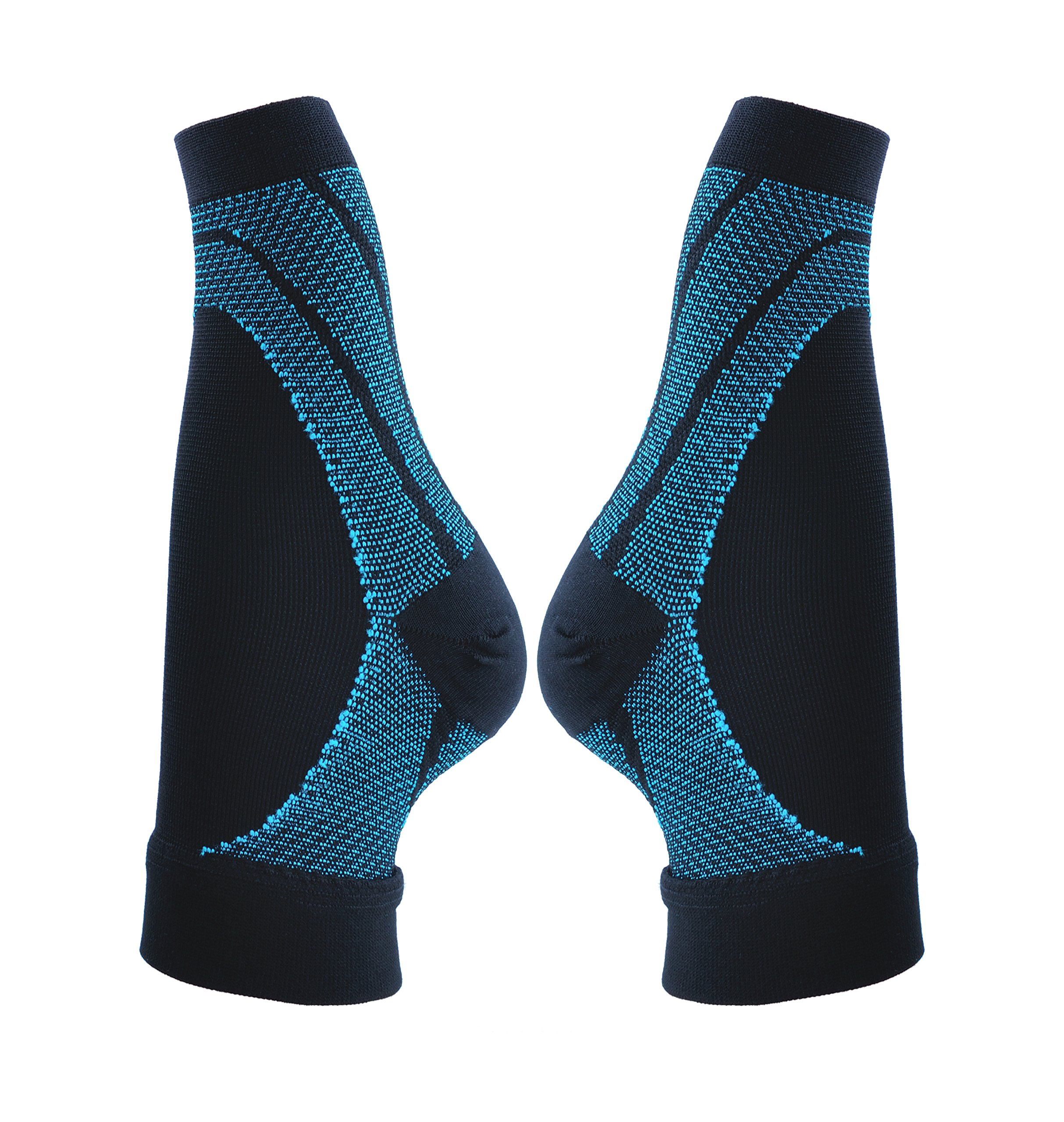 Compression Socks for Men and Women, with high quality and good elasticity (M)