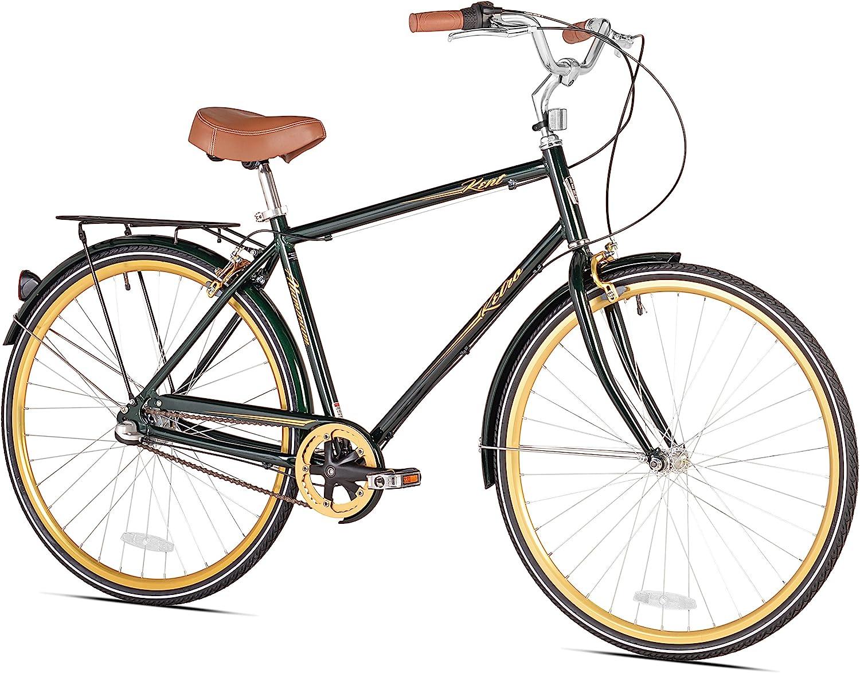 Kent Retro Men's City Bike, 700c: Amazon.co.uk: Sports