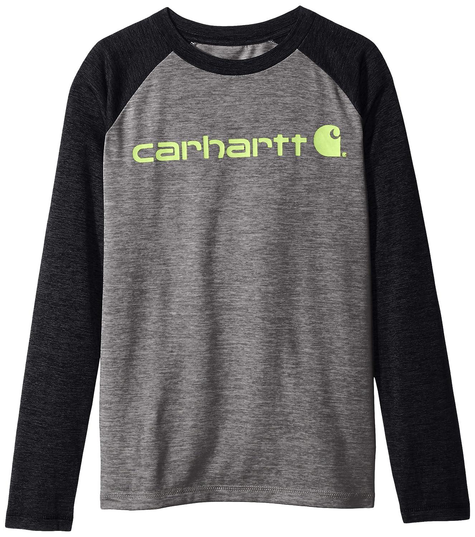 Carhartt Boys Long Sleeve Force Tee Shirt