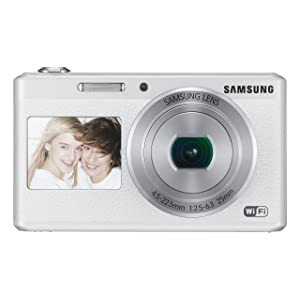 Samsung Electronics EC-DV180FBPWUS Dual-View Wireless Smart Camera