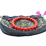 Amazon Price History for:Carnelian Wrist Mala/ Bracelet for Meditation