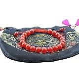 Amazon Price History for:Carnelian Wrist Mala/ Bracelet for Meditation