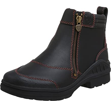 Ariat Damen Schuhe Barnyard Side Zip