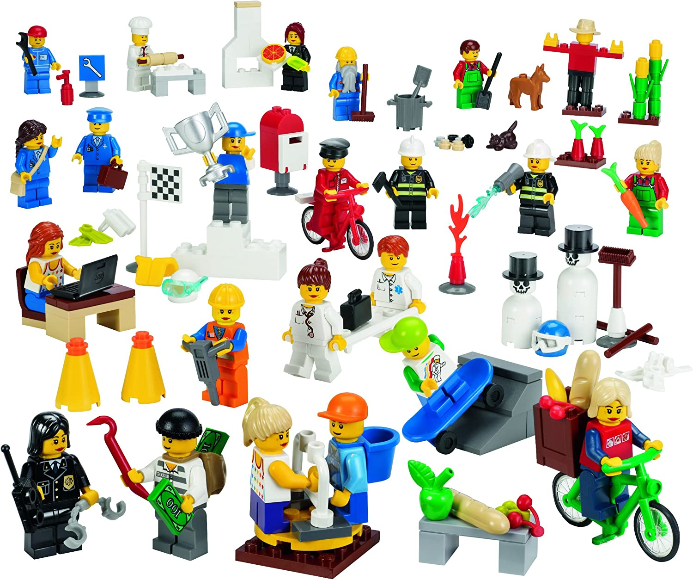LEGO Education Community Minifigures Set