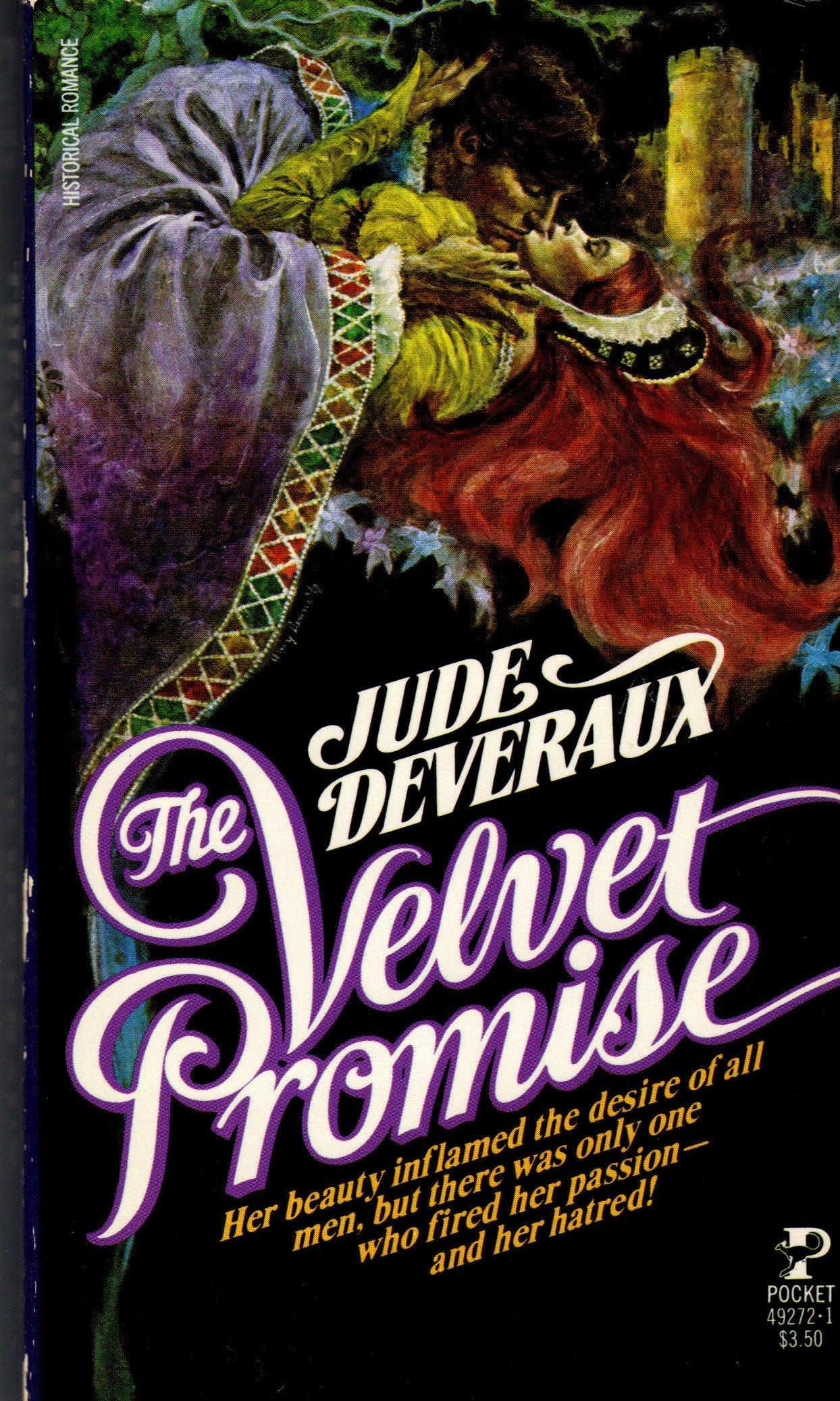 JUDE DEVERAUX VELVET PROMISE PDF DOWNLOAD