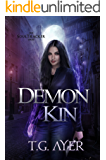 Demon Kin (A SoulTracker Novel #2) (DarkWorld: A Soul Tracker Novel)
