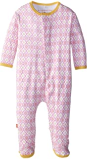 Magnificent Baby Baby Girls Footies
