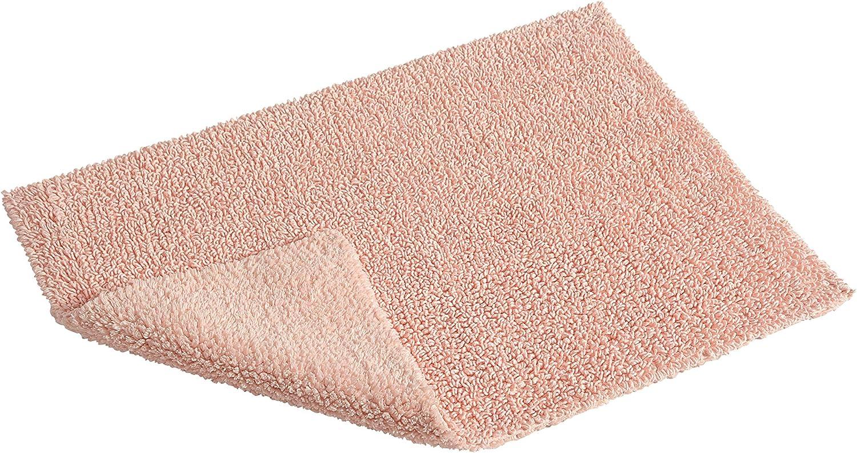 Basics Everyday Cotton Bath Rug Set Blush 17 x 24 and 20 x 34
