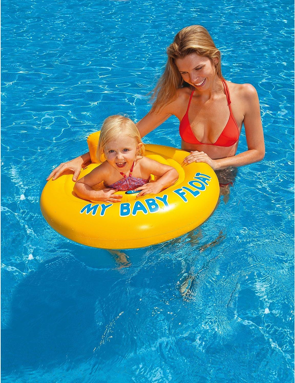 SALVAGENTE CON MUTANDINA quadrato Boy e Girl BAMBINI E NEONATI baby float MARE