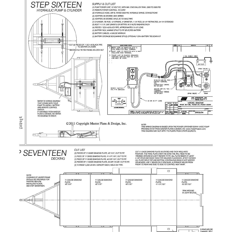 Amazon 19x82 hydraulic car carrier trailer plans blueprints amazon 19x82 hydraulic car carrier trailer plans blueprints model 18ht automotive malvernweather Choice Image