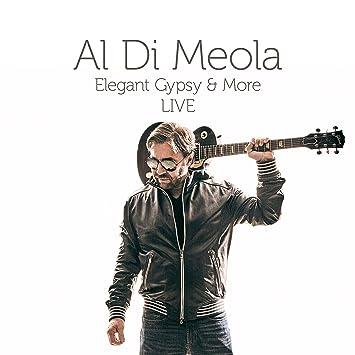 Afbeeldingsresultaat voor Meola, Al Di-Elegant Gypsy & More Live, CD