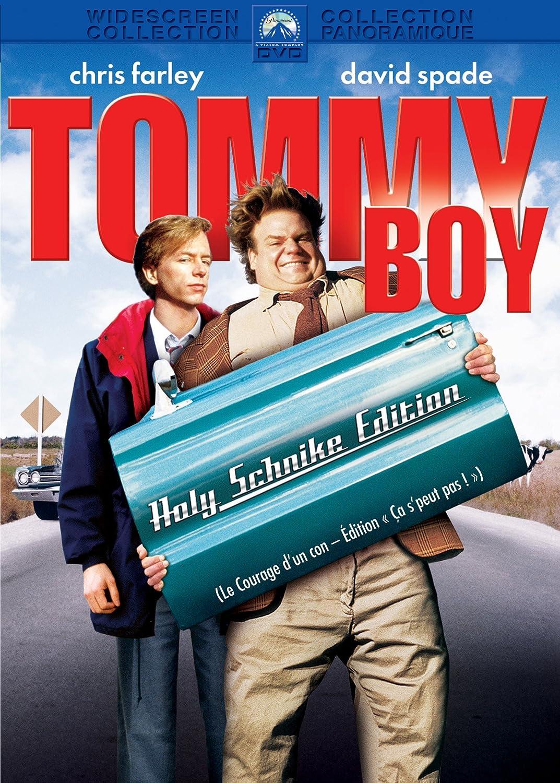 Amazon.com: Tommy Boy (Holy Schnike Edition): Chris Farley ...