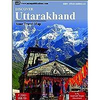 Discover Uttarakhand - A Travel Map