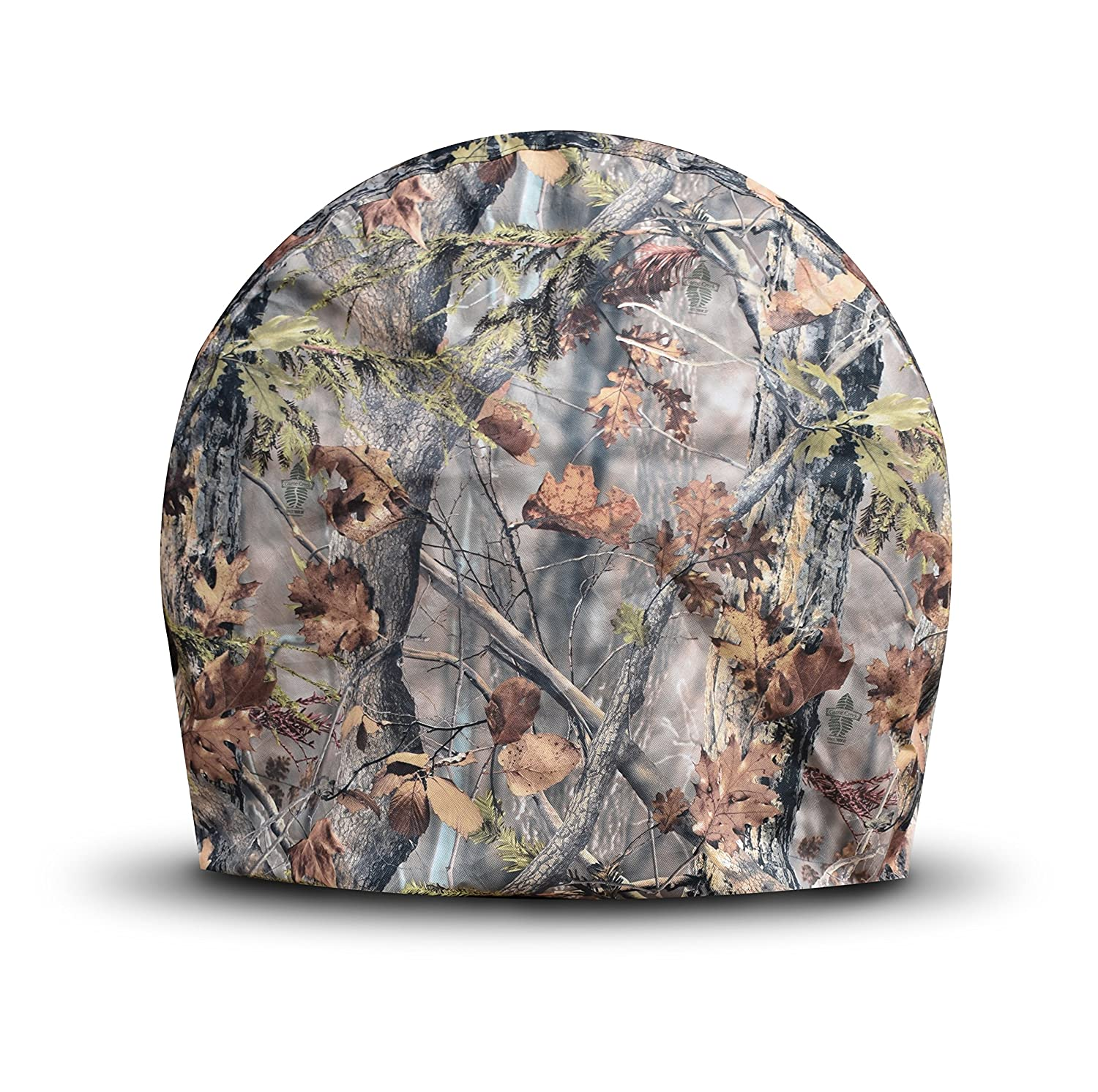 ADCO 3649 Camouflage Bus Game Creek Oaks Tyre Gard Wheel Cover, (Set of 2) (Fits 40'-42') (Set of 2) (Fits 40-42)