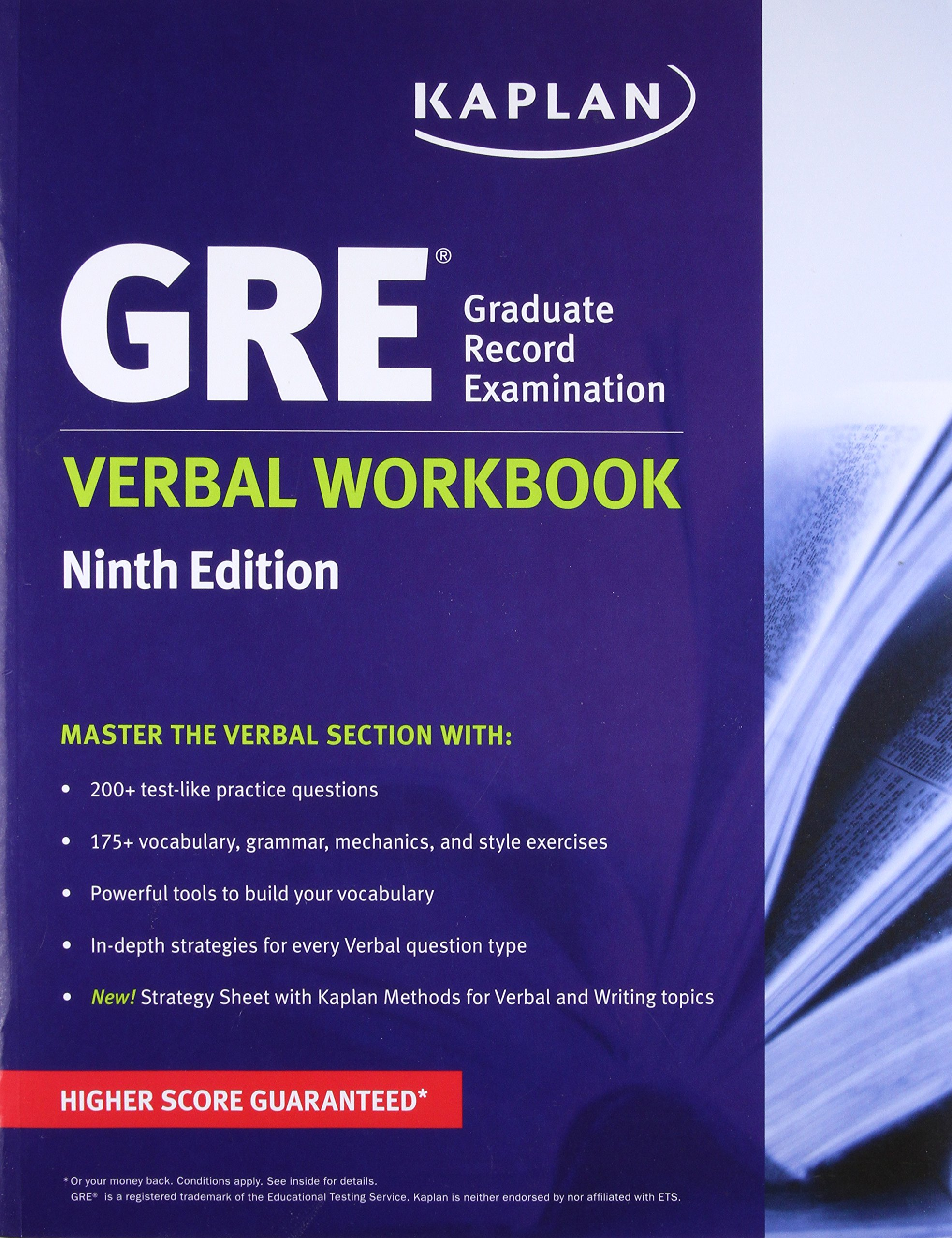Gre verbal workbook kaplan test prep amazon kaplan test prep gre verbal workbook kaplan test prep amazon kaplan test prep books fandeluxe Image collections