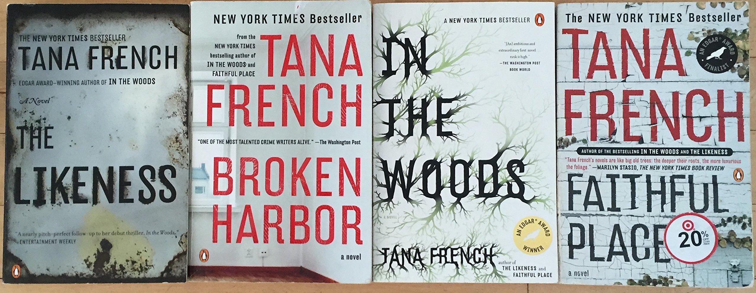 Tana French Novel Collection 4 book Set pdf