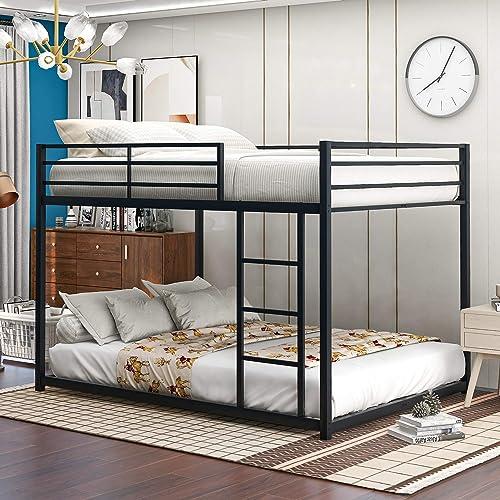 Merax Full Over Full Bunk Bed