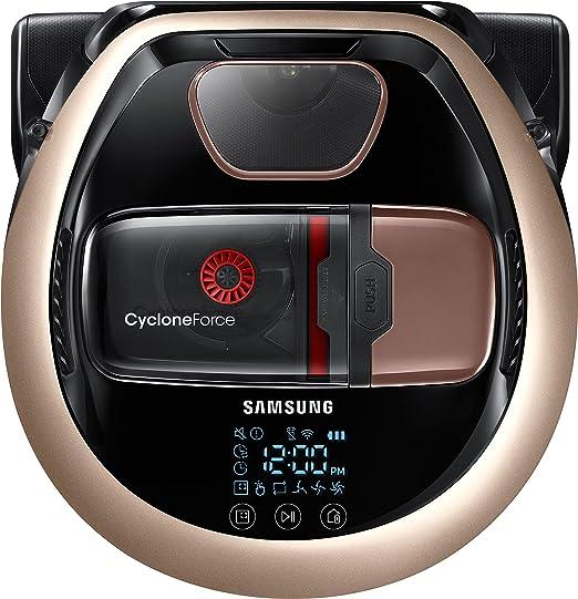 Samsung vr2dm7060wd/EG powerbot Robot aspirador, 0,3 L, 130 W ...