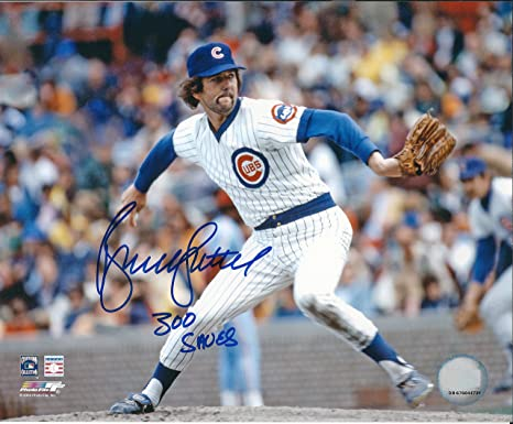 14b28d7553b Image Unavailable. Image not available for. Color  Autographed Hof R Bruce  Sutter ...