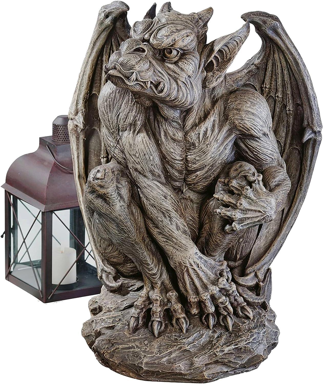 Design Toscano Silas Figur der Gargoyle-W/ächter