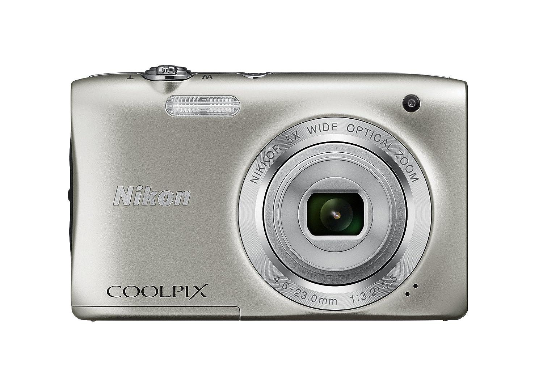 Nikon デジタルカメラ COOLPIX S2900 5倍ズーム 2005万画素 シルバー S2900SL  シルバー B00TEY2RLS