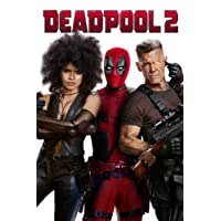 Deadpool 2 - (edition Steelbook) [Blu-ray]