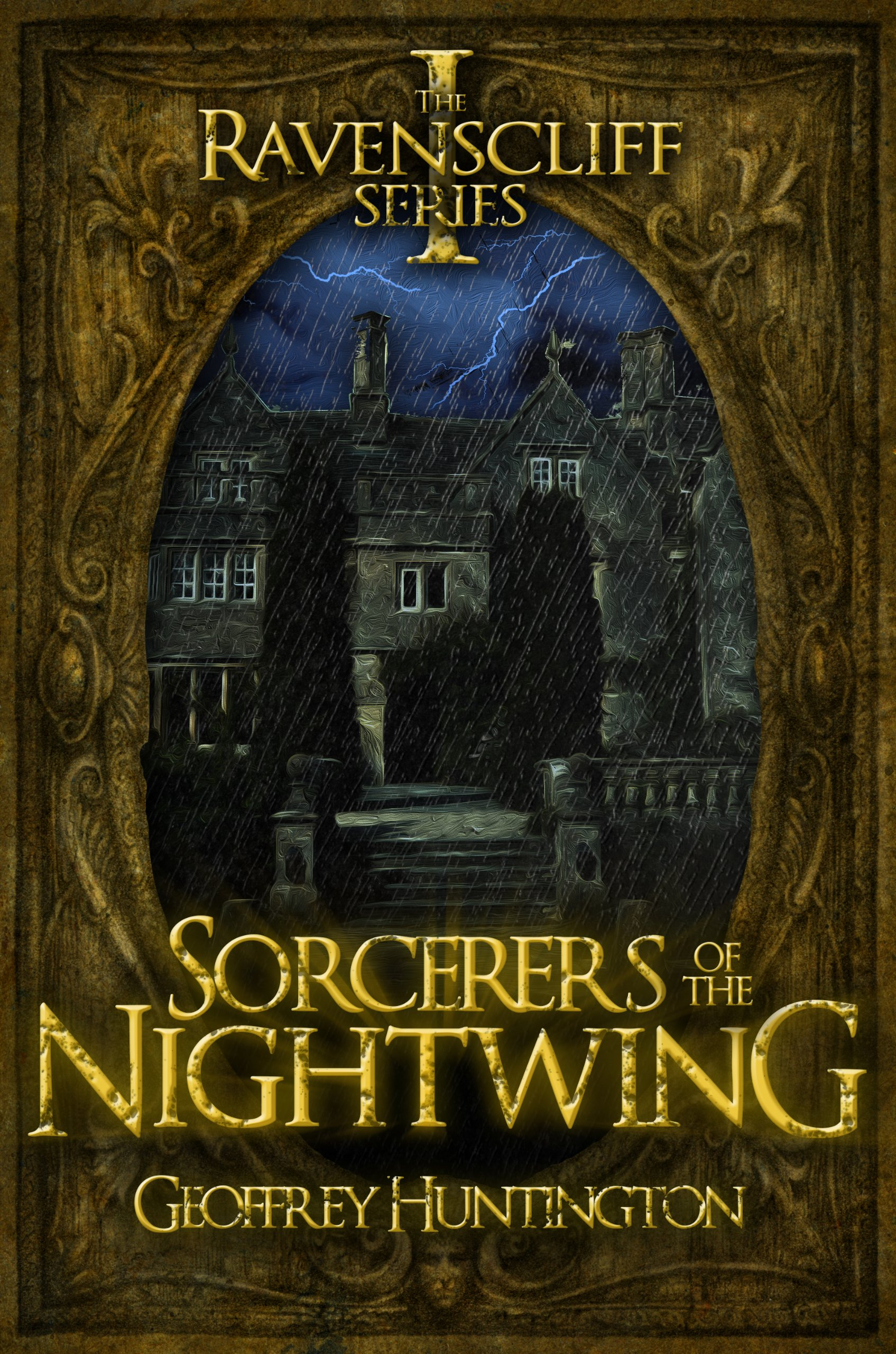 Sorcerers of the Nightwing: The Ravenscliff Series - Book One PDF