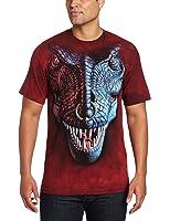 The Mountain Men's T Rex Face T-Shirt