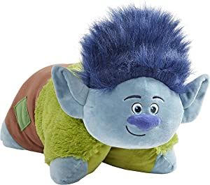 "Pillow Pets DreamWorks Branch 16"" Plush Toy - Trolls World Tour Stuffed Animal"