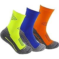 Calcetines deportivos (3 pares) SIN COSTURAS de alto