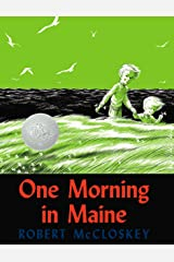 One Morning in Maine (Picture Puffins) Kindle Edition