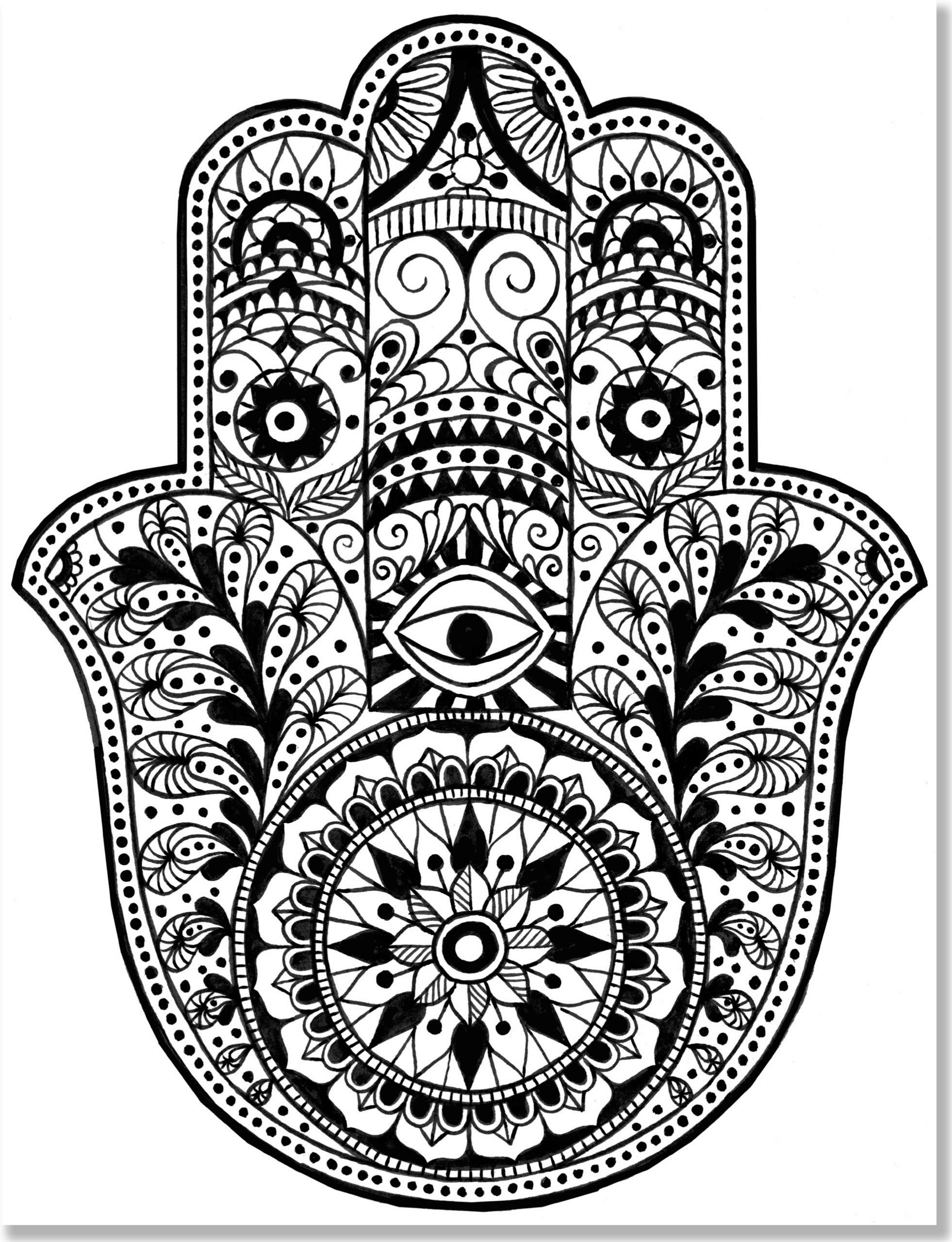 Amazon.com: Mandala Designs Adult Coloring Book (31 stress-relieving ...