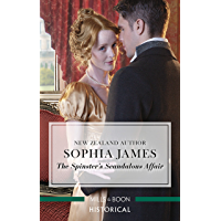 The Spinster's Scandalous Affair