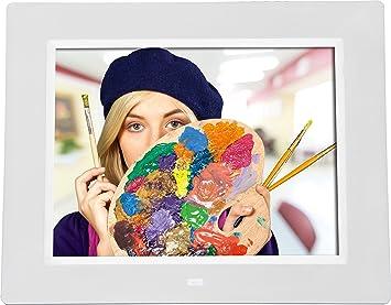"Rollei Degas DPF-800 - Marco digital con una pantalla TFT LED de 8"""